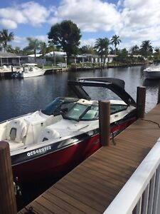 South Florida boat dock for rent