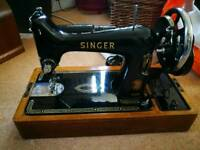 Singer 99k 1954 sewing machine