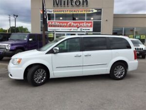 2016 Chrysler Town & Country TOURING L NAVIGATION LEATHER POWER