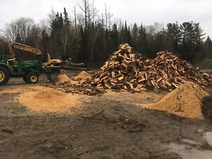 Parry Sound firewood and bagged campfire wood