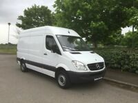 MERCEDES-BENZ SPRINTER 2.1 CDI 316 4dr MWB (white) 2012