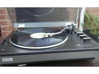 JVC JL-A15 turntable serviced