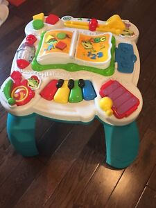 Learning toy table ,