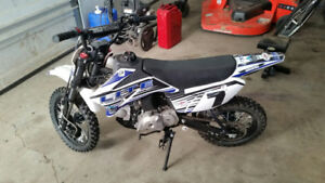 2015 Pitster MX110SS