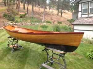 Cosine Wherry Rowboat 14 Ft.