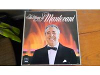 Magical Mantovani Boxed LP Record collection