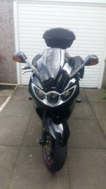 Triumph Sprint ST 1050 Heated grips, Full luggage, R&G crash protectors showroom condition