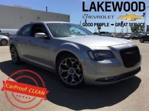 2016 Chrysler 300 S (Beats by Dre audio & 20 rims)