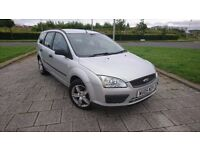 ESTATE FORD FOCUS LX 1.6 TURBODIESEL 12 MONTHS MOT AND NICE ALLOYS