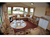 Just in. Static caravan, near, weymms bay, sundrum, craig tara, eymouth, glagow, carlisle,newcastle