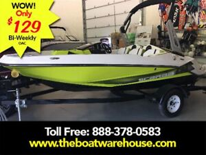 2017 Scarab 165 HO IMPULSE WB Tower