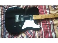 Fender Squier Telecaster Cabronita electric guitar £140