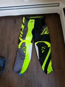 New Fly Motorcross Pants size 36