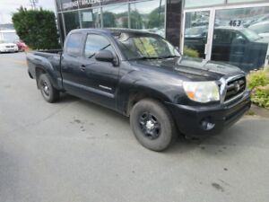 2005 Toyota Tacoma SRS EX-CAB WITH BACK-RACK