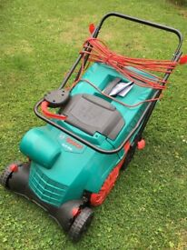 Bosch Lawn Raker in Excellent Condition