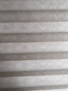 Levelor Pleated Blinds for sale