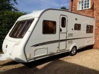 Swift Challenger 510 (2006) touring caravan motor mover awning service history manual
