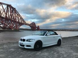 BMW 118 Diesel M-Sport Convertible... 2010..Full service history..MOT'd July 2018..Stunning example!