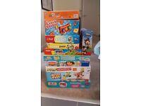 Job Lot Kids Board Games , mint cond