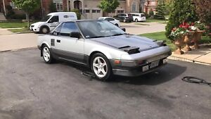 1988 Toyota MR2 Manual with Silvertop 20V 4AGE and More