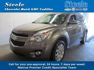 2011 Chevrolet EQUINOX 2LT Lth & V6 !!!