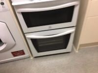 Free Standing Oven Indesit KD3C1/G 50cm wide