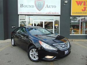 2011 Hyundai Sonata GLS-S-ROOF,ALLOYS,B TOOTH,HEATED SEATS,C CON