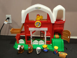 LITTLE PEOPLE FARM