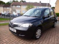 2005 Mazda 2 Antares 1.4 5 Dr Full Years MOT