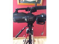 Sony HVR -HD 1000E/HD1000P digital Camera