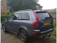 **DIESEL**AUTOMATIC VOLVO XC90 4X4* 2.4CC ** 7 SEATER ESTATE ++EXCELLENT CONDITION