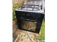 Indesit oven and hob