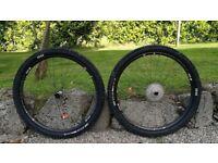 "Brand 29"" New DT Swiss M1700 29er Complete Wheels"