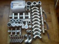 YORKSHIRE XPRESS CARBON STEEL FITTINGS+VALVES (PRESS FIT SYSTEM)
