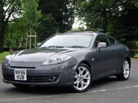2006 Hyundai Coupe 2.0 S111. Full 12 Months Mot. Service History. Cam Belt Changed. 87000 Miles.