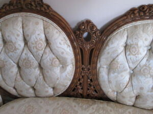 Antique Settee for Sale