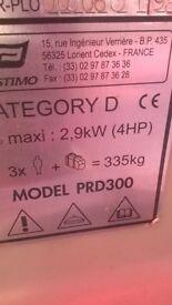 plastimo model prd300 boat