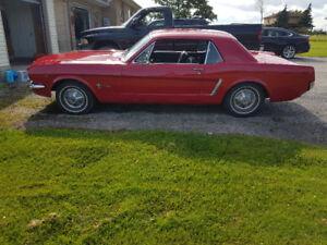 Classic 1965 Mustang
