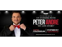 An Evening With Peter Andre: My Life Story