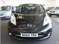 Nissan Leaf Acenta 5dr Auto Battery Included