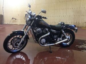 1984 Honda shadow 750 ++