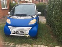 smart fortwo 0.6 turbo cheap insurance and tax