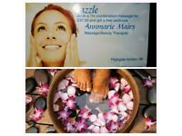 Dazzle. Massage/Beauty Therapist Highgate N6