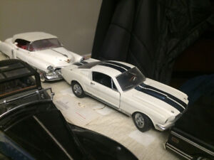 Franklin mint ford mustang gt 350 1965 diecast 1/24 die cast
