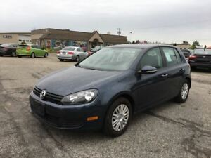 2013 Volkswagen Golf Trendline/ HEATED SEATS/MANUAL