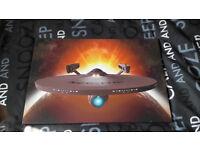 Star Trek USS Enterprise Canvas / poster