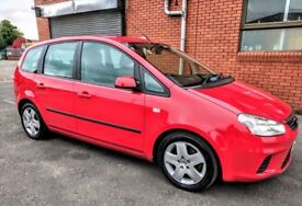 FORD C MAX STYLE 1.6 TDCi 90 - IMMACULATE - SERVICE HISTORY