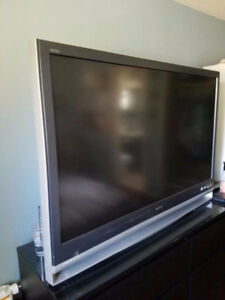 50 inch Sony Wega LCD Projection.