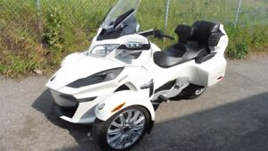 2015 can-am Spyder RT Audio & Convenience -