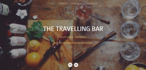 The Travelling Bar - Bartending Service